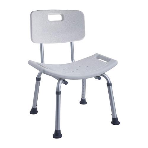 chaise antid rapante avec dossier pour salle de bain emm. Black Bedroom Furniture Sets. Home Design Ideas