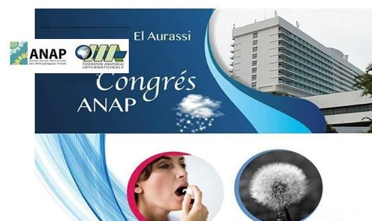 """Congrès d'allergologie """"ANAP"""""""